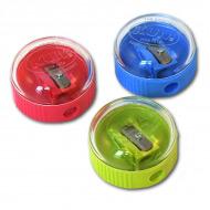 Точилка для карандашей KUM с крышкой-контейнером