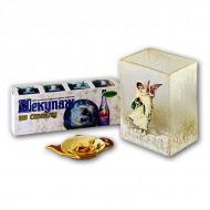 Набор для декупажа по стеклу и керамике Декор Аква-Колор «Декупаж по стеклу», объем 200 мл