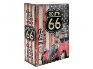 Книга - сейф «Route 66»