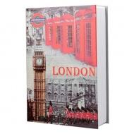 Книга - сейф «Лондон»