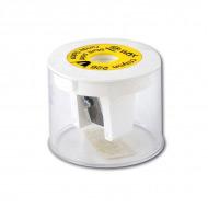 Точилка для восковых мелков и карандашей KUM с контейнером