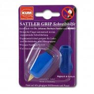 Анатомический держатель для ручек, карандашей и кистей KUM «Sattler Grip Writing Aid», блистер
