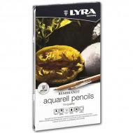 Набор акварельных карандашей Rembrandt Aquarell LYRA, 12 цветов