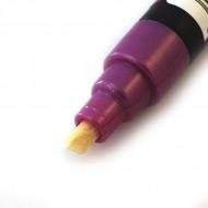 Пигментные маркеры-металлики Marvy «Metallics» для рисования, скрапбукинга, 1-4 мм
