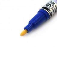 Перманентные лаковые маркеры Marvy «DecoColor» для декора и маркировки, 1-2 мм