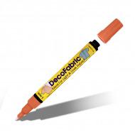 Несмываемые неоновые маркеры Marvy «DecoFabric» для светлых и темных тканей 2-3мм
