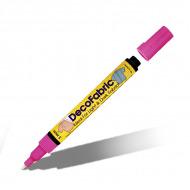 Несмываемые маркеры Marvy «DecoFabric» для декора светлых, темных тканей и трикотажа, 2-3мм