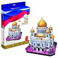 3D-пазл CubicFun Храм Христа Спасителя (Россия)