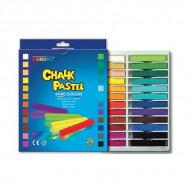 Пастель сухая меловая Mungyo Chalk 24 цвета