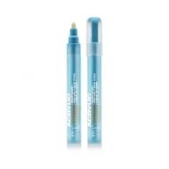 Маркер акриловый Montana Acrylic fine 2mm, цвет  100% голубая