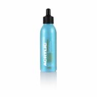 Чернила акриловые для заправки маркеров Montana Acrylic 25 мл, цвет 100% голубая