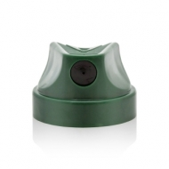 Кэп темно-зеленый с черной вставкой 1-4 см Level 3 MONTANA 1-4 см