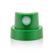 Кэп зеленый с белой вставкой 4-15см  Level 5 MONTANA 4-15 см