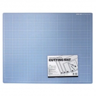 Самовосстанавливающийся коврик для резки MornSun полупрозрачный, многослойный, 45х60 см