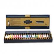 Набор акварели MIJELLO - Mission Gold в тюбиках 7 мл, 24 цвета
