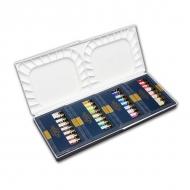 Набор акварели MIJELLO - Mission Gold в тюбиках по 7 мл, 36 цветов с палитрой
