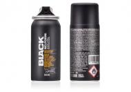 Аэрозольная краска Montana BLACK 50 мл черная