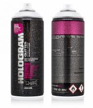 Лак Montana Hologram Glitter Блеск-Эффект разноцветный 400мл