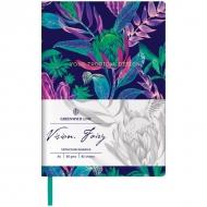 Записная книжка Greenwich Line Vision.Fairy, формат А6, 80 л., обложка кожзам, тонированная бумага