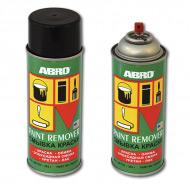 Смывка краски многофункциональная для металла, дерева и бетона ABRO, аэрозоль, 263 г