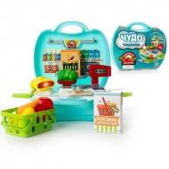 Чудо-чемоданчик. Овощной магазин, 23 предмета