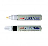 Маркеры перманентные Uni Paint 4 - 8,5мм (скошенное перо) PX-30
