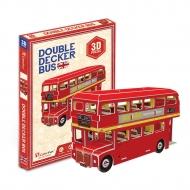 3D-пазл CubicFun Двухэтажный Автобус