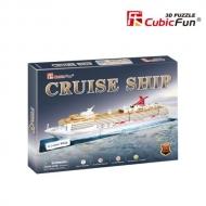 3D-пазл CubicFun Круизное судно