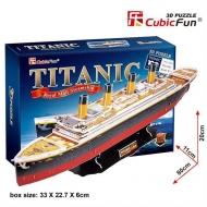 3D-пазл CubicFun Титаник