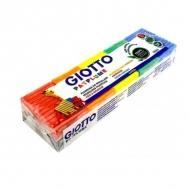 Пластилин GIOTTO Patplume FILA для лепки и детского творчества, 10 цветов*50 г