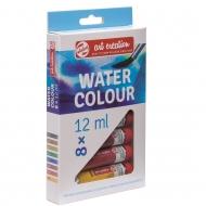 Набор акварельных красок Royal Talens Art Creation 8 туб по 12мл в картонной упаковке