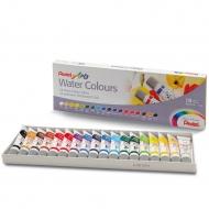 Акварельные краски Pentel Arts Water Colours 18 цветов