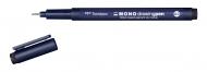 Линер Tombow MONO drawing pen, ширина линии 03 (около 0,35 мм), черный