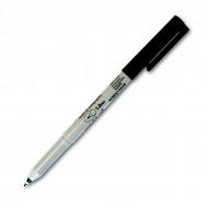 Ручки капиллярные Sakura Calligraphy Pen Black скошенный наконечник, от 1 до 3 мм