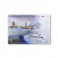 Альбом-склейка для акварели «Белые ночи» Невская Палитра, А4, 20 л