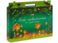 """Набор для первоклассника в подарочной упаковке """"Учись с удовольствием"""", 27 предметов"""