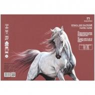 Бумага для пастели Палаццо Лилия Холдинг, 10 листов 500*700 мм, 160 г/м2, божоле