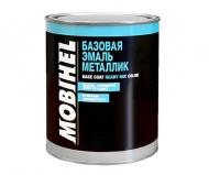 Автомобильная эмаль Mobihel базовая металлик, 1 л