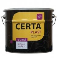 Универсальная грунт-эмаль Certa Plast, в банке, 10 кг