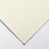 Бумага для акварели Saunders Waterford Rough Un W/M White (2 необрезанных края) 300 g/m², 100% хлопок, 152х1010 см, рулон