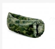 Надувной диван Ламзак (биван) камуфляж