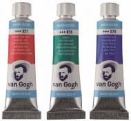Акварельные краски Royal Talens Van Gogh, туба 10мл №522 Бирюзовый
