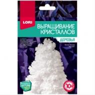 """Набор для выращивания кристаллов Lori """"Деревья. Белая ёлочка"""", для детей от 10-ти лет"""