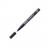 Маркер перманентный Pentel Pen для любых поверхностей, черный, толщина линии 1 мм