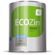 Цинконаполненная эмаль ECOZin (86 Zn) Certa, в банке, серая, 0.8 кг