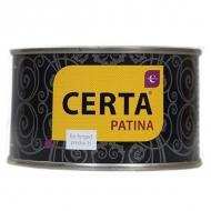 Декоративная патина для металла, камня, дерева Certa Patina «Итальянская», 0.08 кг