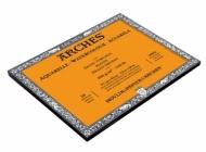 Блок для акварели Arches 300г/кв.м (хлопок) 31*41см 20 листов Торшон, склейка