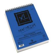 Альбом для смешанных техник Canson Xl Mix-Media 300г/кв.м 21*29.7см 30листов Среднее зерно