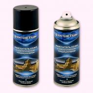 Очиститель кожи с синтетическим кондиционером, Астрохим, аэрозоль Synthetium 520мл