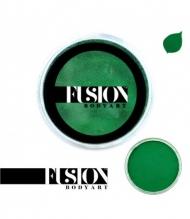 Профессиональный гипоаллергенный аквагрим FUSION свежий зеленый, 32 г